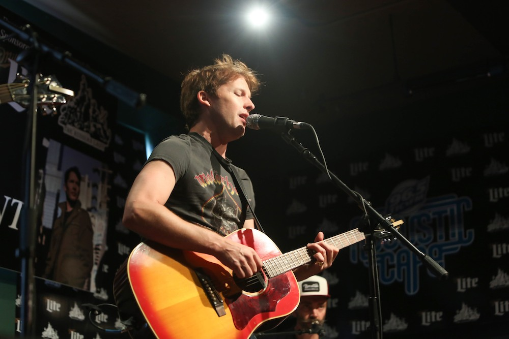 James Blunt Acoustic Cafe