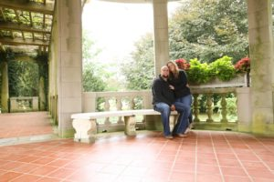 Harkness Park Engagement Session