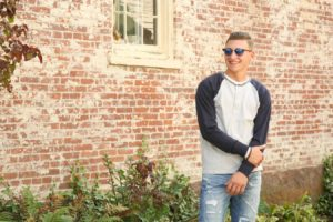 Old Wethersfield Senior Portrait Session