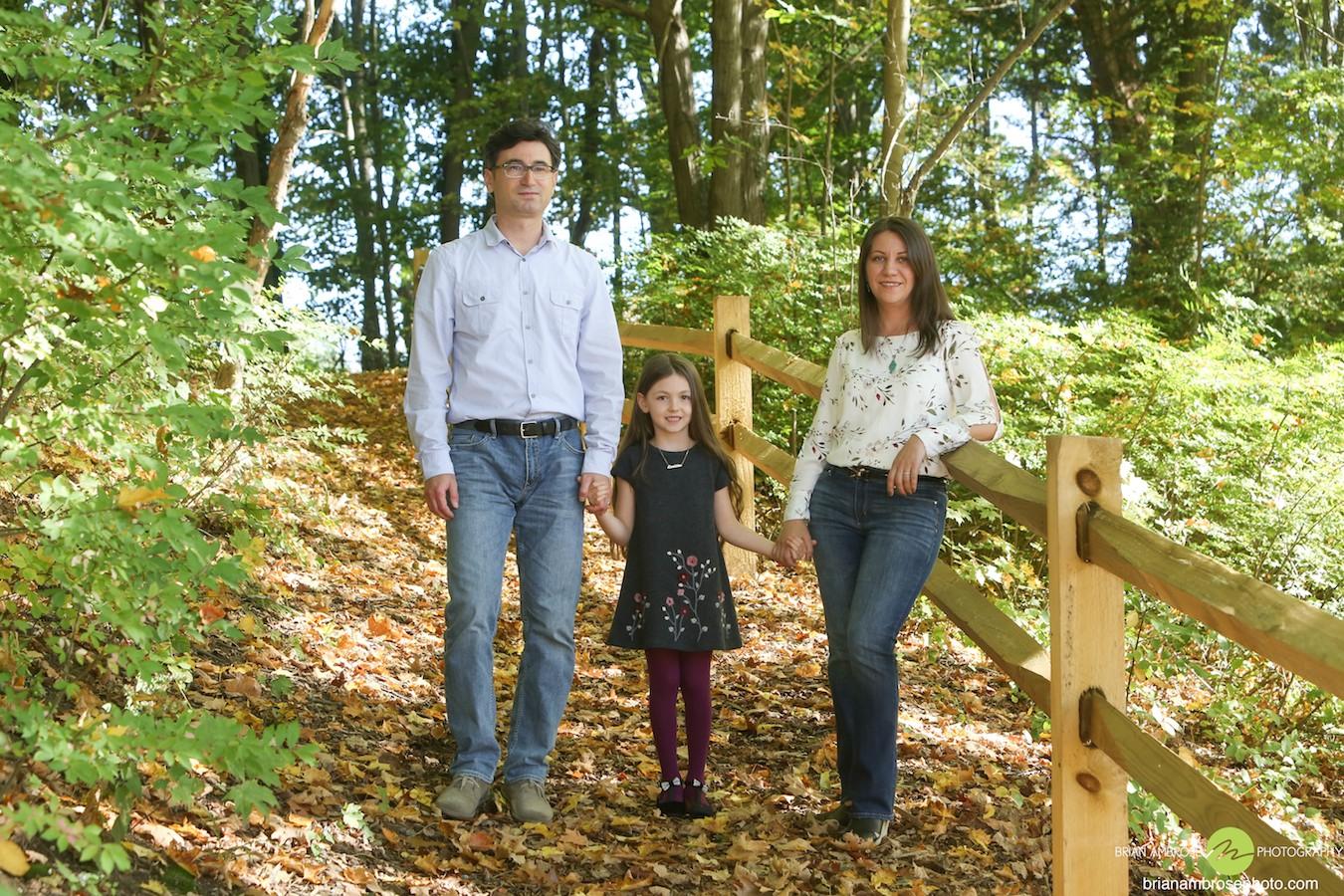 Glastonbury Family Portrait