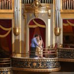 Palace Theater Engagement Shoot