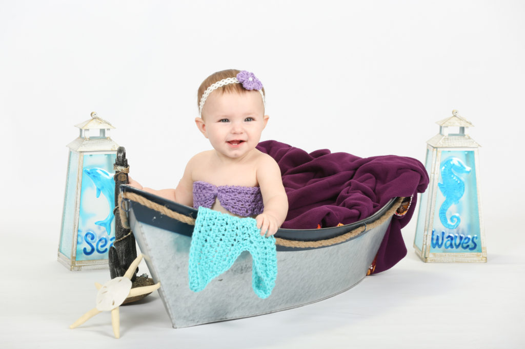 Six Month Old Photoshoot