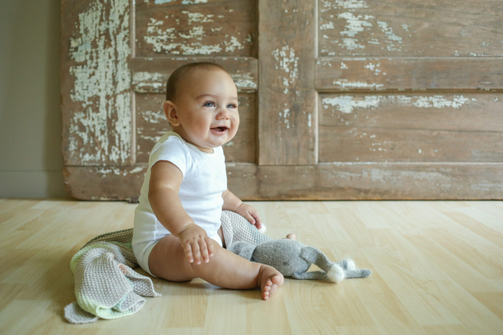 Five Month Old Photoshoot
