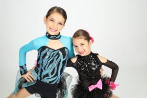 Dancing Sisters Studio Shoot