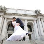 Downtown Marriott Wedding