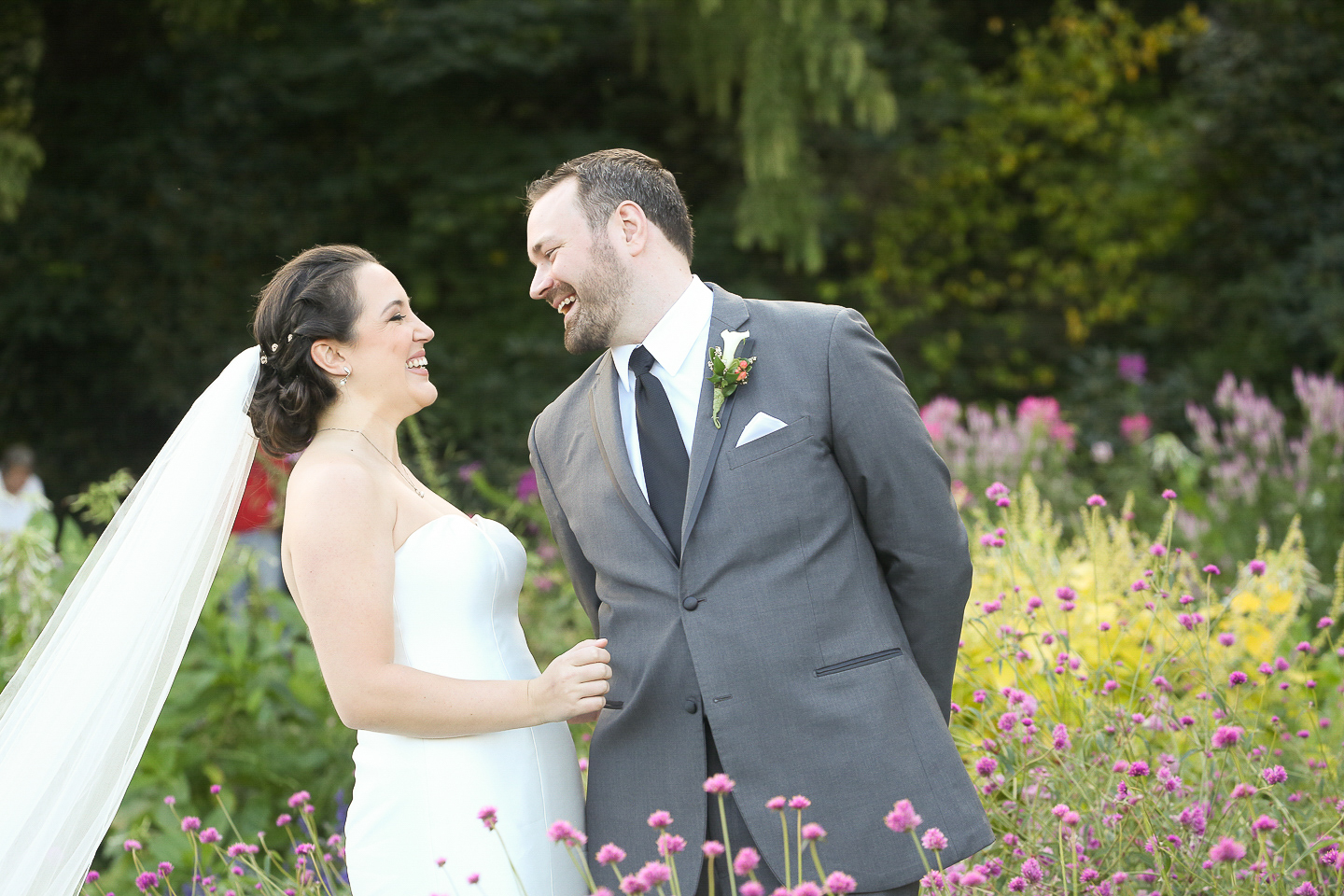 Pond House Wedding