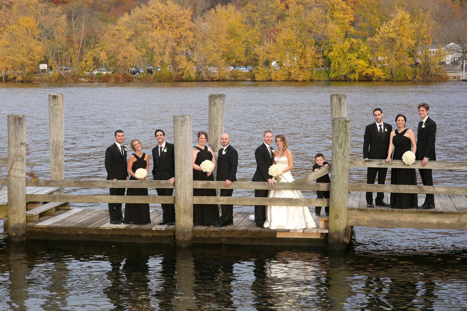riverhouse wedding brian ambrose photography