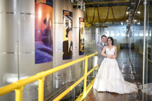 Two Roads Brewery Wedding