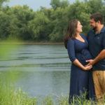Glastonbury Maternity Shoot