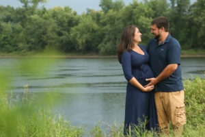 Glastonbury Maternity Shoot