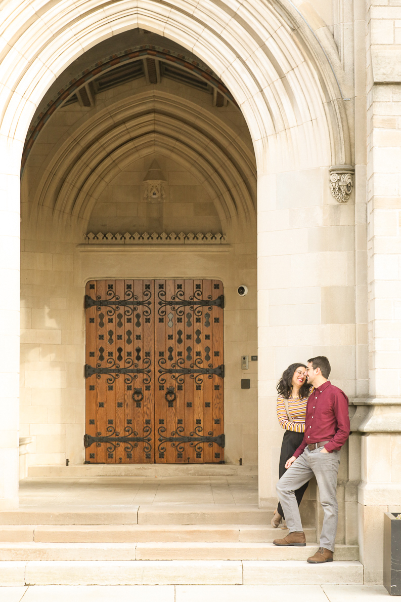 New Haven Engagement Shoot