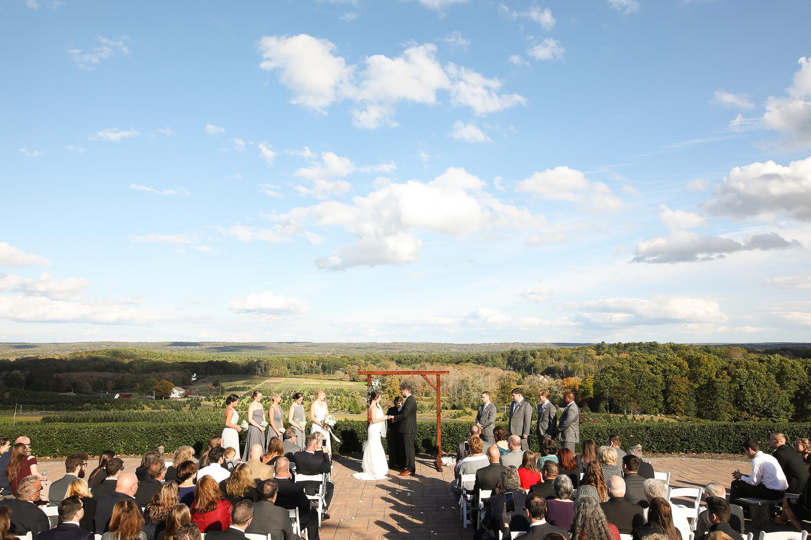 Geer Tree Farm Wedding