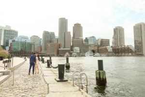 Boston Engagement Shoot
