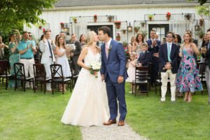 Connecticut River Valley Inn Wedding