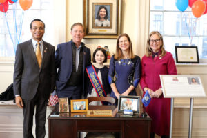 Connecticut's Kid Governor Inauguration Day 2020