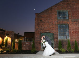 Kingsmen Brewing Company Wedding